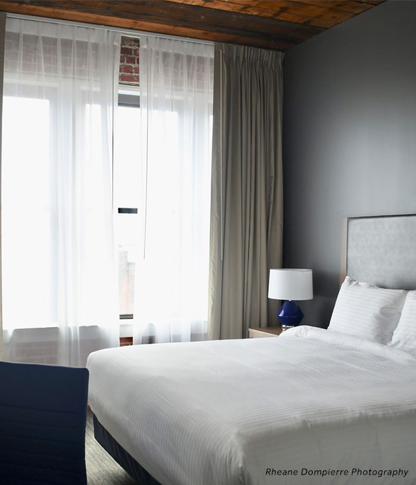 new bedford hotel room