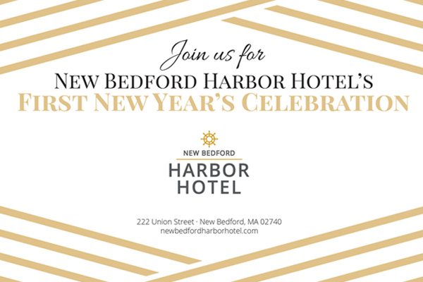 New Bedford Harbor Hotel New Year's Eve
